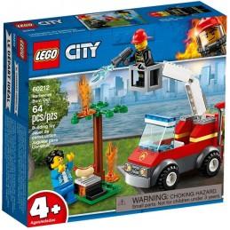 LEGO- BARBECUE IN FUMO-ETA'...