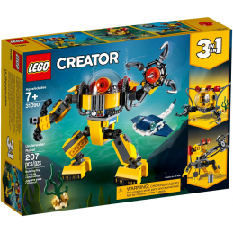 LEGO CREATOR ROBOT...