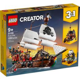 LEGO CREATOR GALEONE DEI...