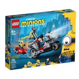 LEGO MINIONS MOTO DA...