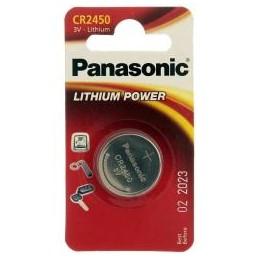 PANASONIC BATTERIA CR2450...