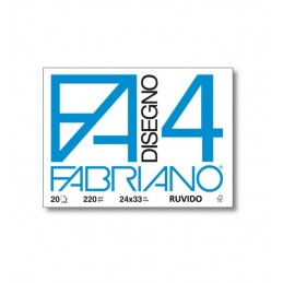 ALBUM DISEGNO FABRIANO F4...