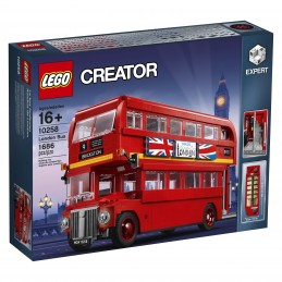 """LEGO LONDON BUS 10258"""