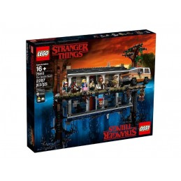 """LEGO STRANGER THINGS - IL..."